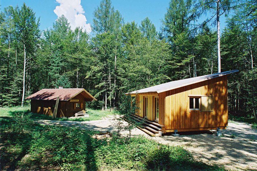 Bannwaldhütte _ Itzelberg