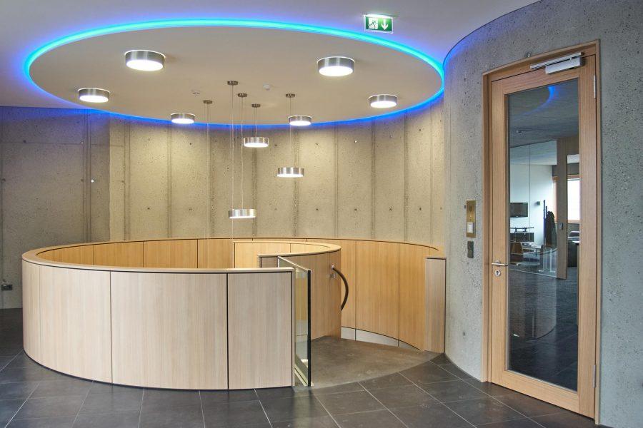 Firmengebäude _ Heidenheim