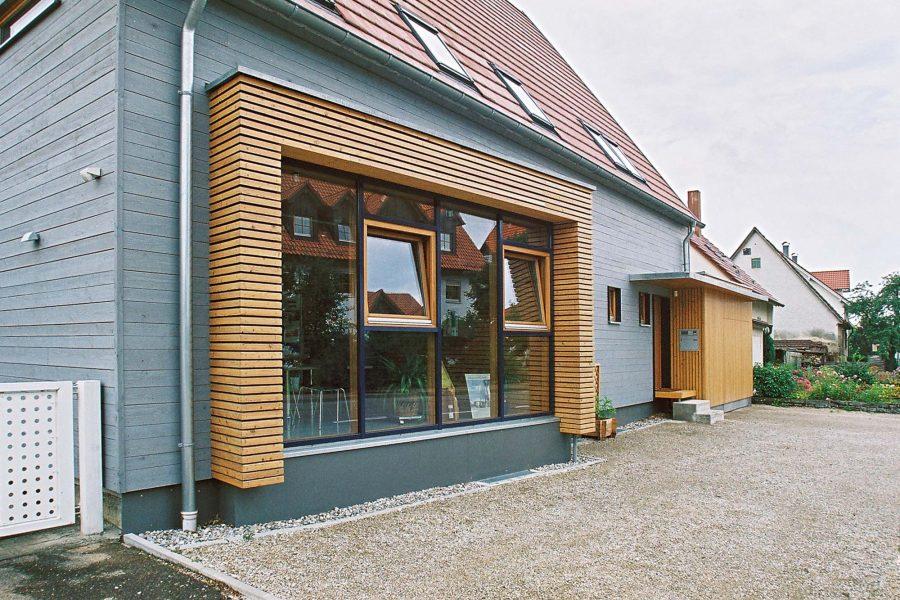 Wohnhaus _ Weilheim