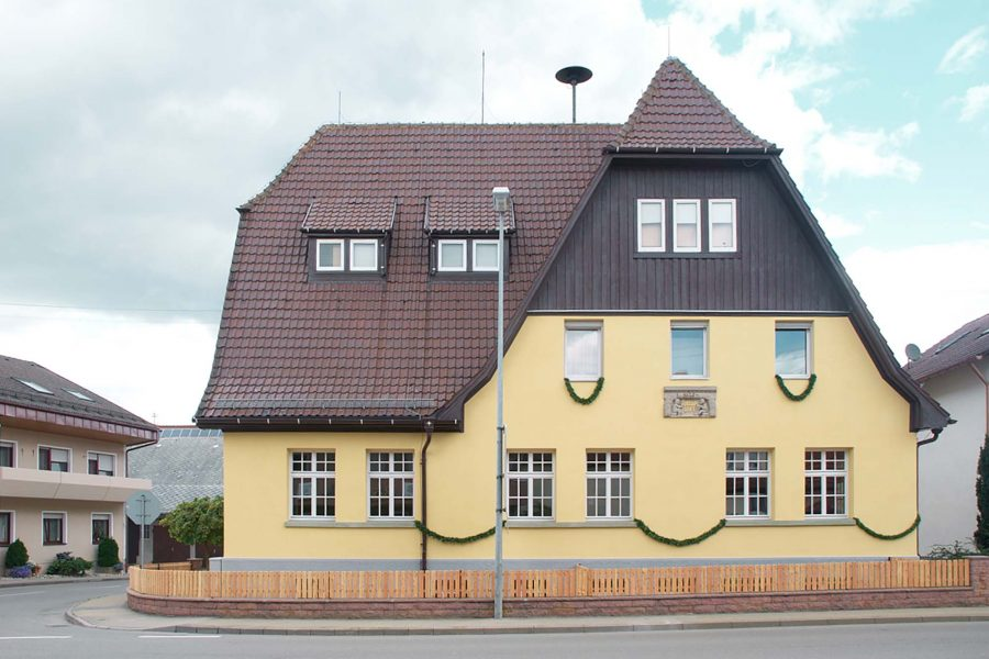 Ursulastift _ Gussenstadt